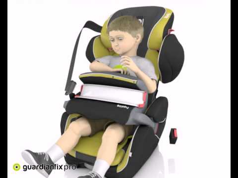 Si ge auto groupes 1 2 et 3 guardian fix pro de kiddy - Siege auto groupe 2 3 isofix inclinable ...