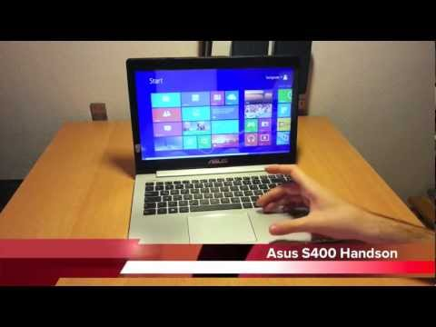 S300CA - Games (FIFA 13, StarCraft 2) Asus Vivo Book S400 Review