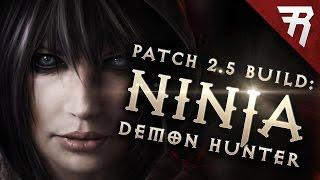 Diablo 3 2.6 Demon Hunter Build: Shadow Impale GR 96+ (Guide, PTR, Season 11)