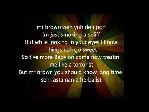 Alborosie – Police Polizia Lyrics