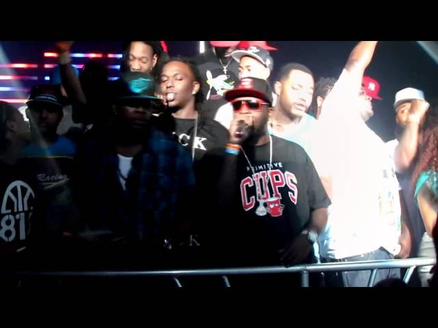 YTC Presents Richie Wess & Yung Dred Live @ Club Skye Tampa, FL