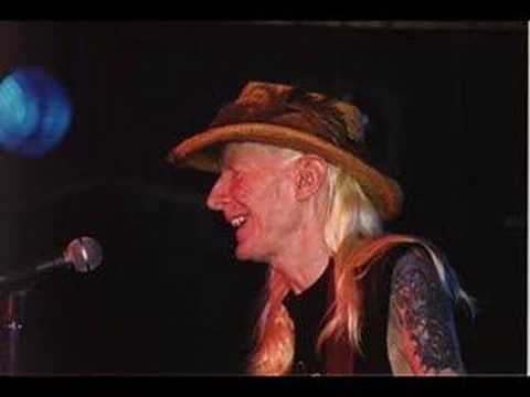 Johnny Winter and Dr John Live in January 1987