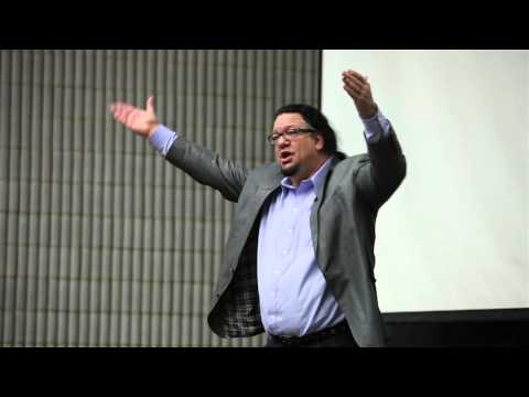 """Magician & Skeptic Penn Jillette at Centre for Inquiry: """"Everyday is an atheist holiday"""""""