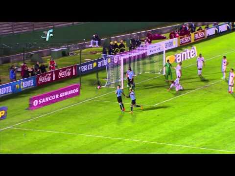 Compacto de Uruguay 3 - 3 Costa Rica por Fecha FIFA