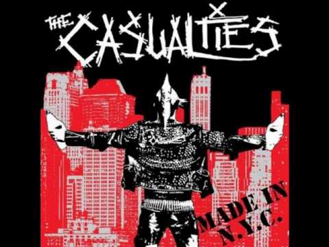 The Casualties-Blitzkreig Bop Music Videos