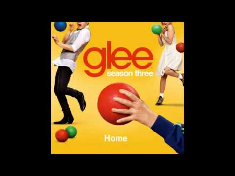 Home - Glee Cast [3x13 Heart] Full HD