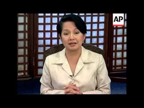 WRAP Market reaction to state of emergency, Arroyo reax