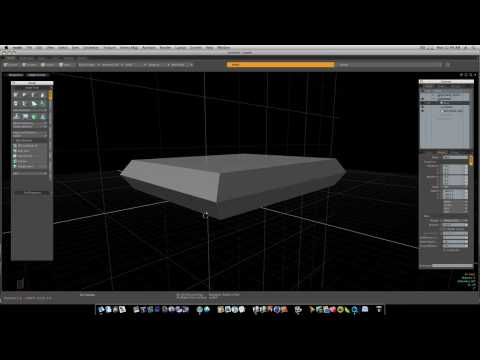 Modo for Noobs : Joystick Modeling