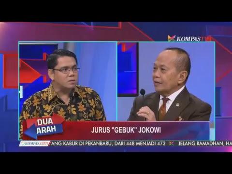 """Jurus """"Gebuk"""" Jokowi - DUA ARAH"""
