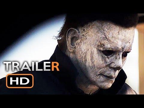 Halloween Official Trailer #1 (2018) Horror Movie HD | Halloween