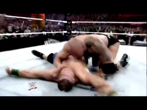 Wrestlemania 29 - John Cena vs The Rock - John Cena Rises Promo