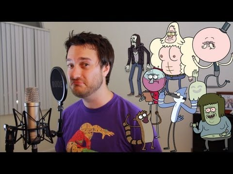 8 Regular Show Impressions video