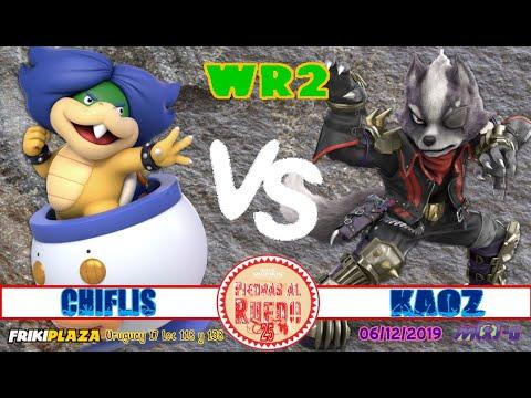 Chiflis (Ludwig) vs k40z (Wolf) WR2 Piedras al Ruedo 25