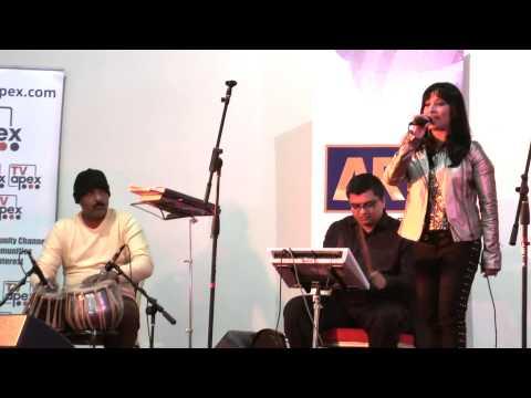 Mera Babu chail chabila mein to Nachon gi singer Rubayyat Jahan...