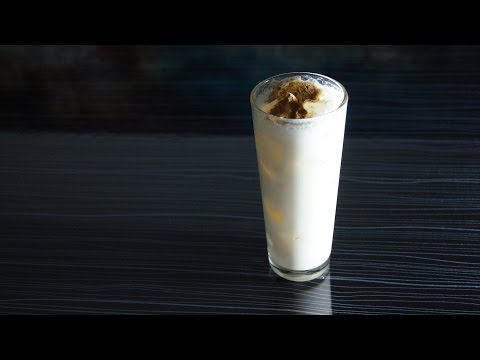 Коктейль Молочный бренди пунш