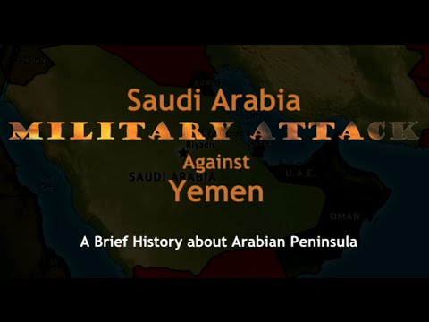 A Brief History about Arabian Peninsula
