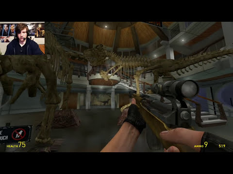 Gmod EPIC JURASSIC PARK Lost World Dinosaur Adventure Mod! (Garry's Mod)
