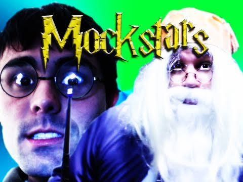 DEATHLY HALLOWS Pt. 2 Music Video: MOCKSTARS!