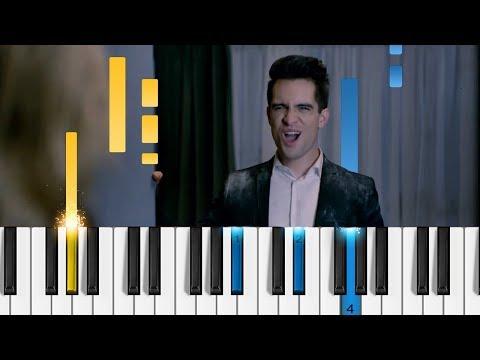 Panic! At The Disco: Say Amen (Saturday Night) - Piano Tutorial