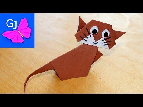 Оригами из бумаги смешные кубики из бумаги