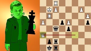 Magnus Carlsen is DrDrunkenstein | Lichess Titled Arena 8