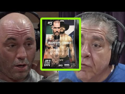 Joe Rogan and Joey Diaz Preview Conor versus Cowboy