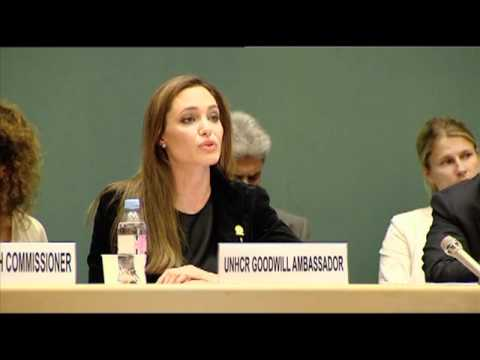 ANGELINA JOLIE CALLS for URGENT HELP to SOMALIA REFUGEES (UNHCR) (MaximsNewsNetwork)