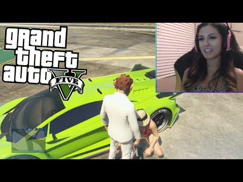Gta 5 Online Funny Moments - Blowjob, Best Friends & Fails W  Lui Calibre! video
