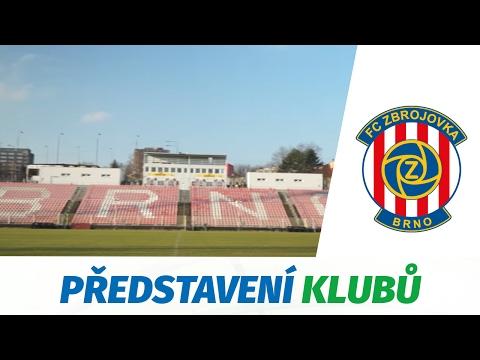 Kluby SL se představují - FC Zbrojovka Brno