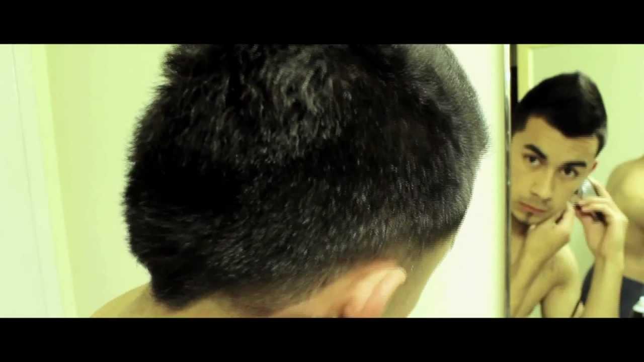Skrillex Haircut Hair Taper Mohawk Skrillex