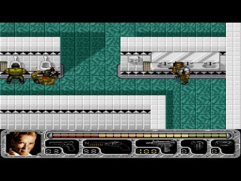True Lies (SNES) No damage Superplay on Hard Part 1