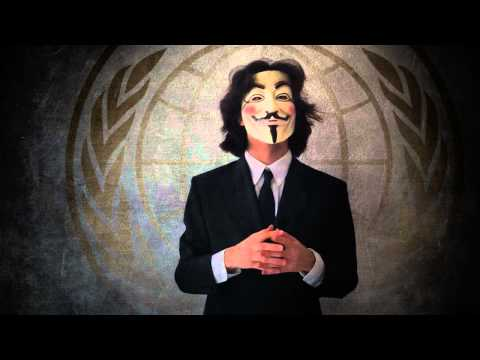 Communiqué Anonymous (France) & Facebook