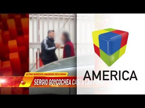 VIDEO: violenta agresión al exarquero de la Selección Sergio Goycochea