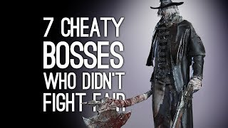 7 Cheaty Bosses Who Didn't Fight Fair