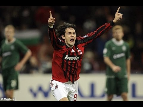 Clarence Seedorf sacked by AC Milan and replaced by Filippo Inzaghi