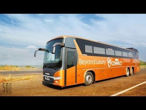 SCANIA SVLL Connect Bus HD Metrolink 14.5M Multi Axle Bus/Mumbai/Maharashtra