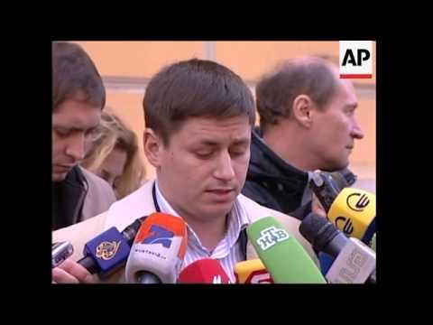 Opening hearings in Anna Politovskaya murder trial