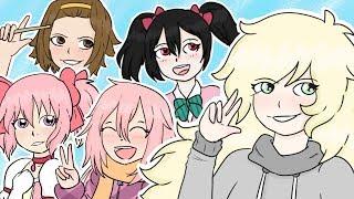 My Top 5 Favourite Anime