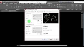 how to drawing  auto cad 1:100  in A4  .autocad 2017