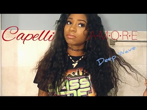 Capelli Amore deepwave REVIEW