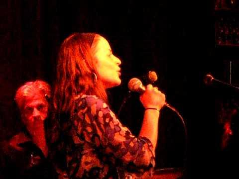 Jenna Esposito at Birdland, 3/16/2009