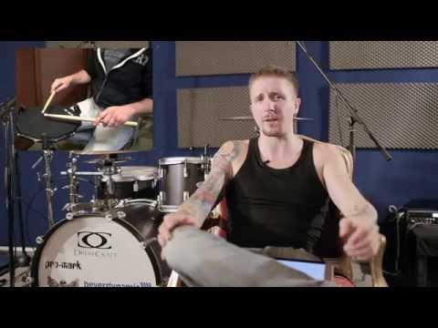Обзор/review Drumcraft series 8 maple с Павлом Лохниным (Pavel Lokhnin)