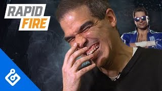 166 Rapid-Fire Questions With Mortal Kombat 11's Ed Boon