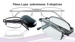 Video de las gafas plegables metal