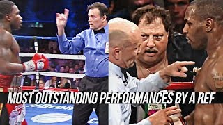 Most Outstanding Performances By a Referee Redux