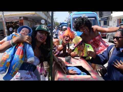 Samarios despidieron a Joselito Carnaval #Carvales2015