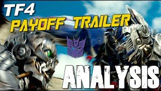 Transformers Age of Extinction Payoff Trailer ANALYSIS REVIEW - [TF4 News #131]
