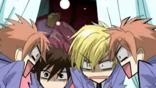 Ouran High School Host Club - Funny moments