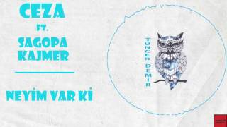 Ceza ft. Sagopa Kajmer - Neyim Var Ki ( Lyric Video & Audio Spectrum )