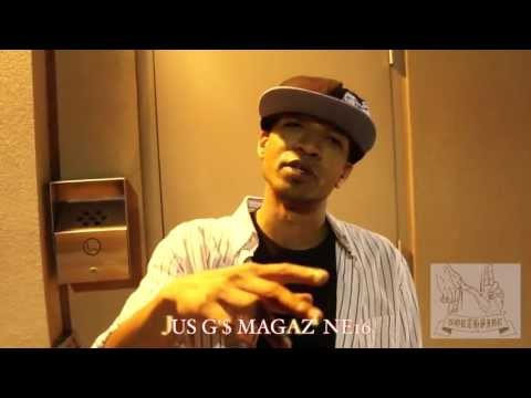 JUS G'$ STORIEZ PRESENTS:BLAZY MO MAGAZINE16 FREESTYLE(UNSIGNED ARTIST)